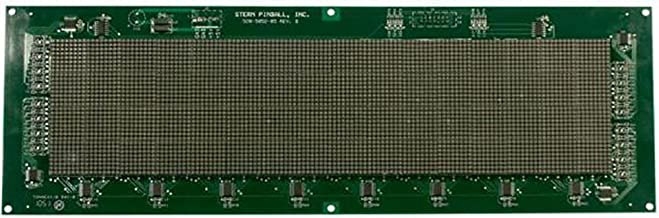 Pinball Machine Dot Matrix Display Kit - Blue