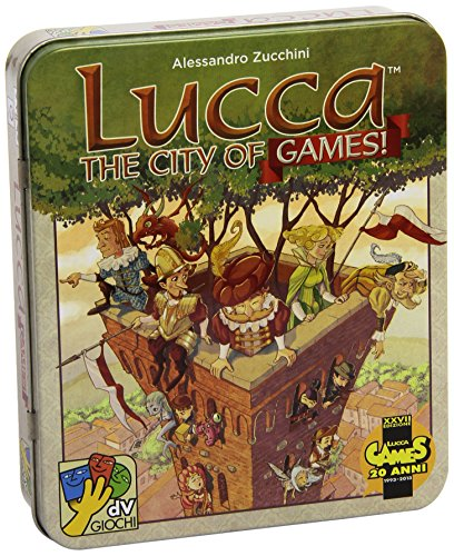 dV Giochi Lucca, The City of Games .