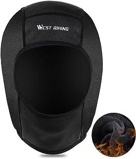 Helmet Liner Skull Cap Beanie, Laelr Bicycle Hat Thermal Fleece Windproof Thermal Retention and Performance Moisture Wicki...
