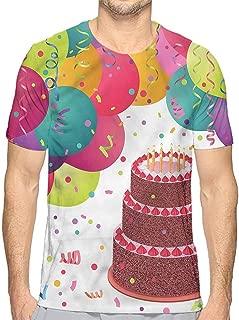 t Shirt for Men Birthday,Animals Greeting Custom t Shirt