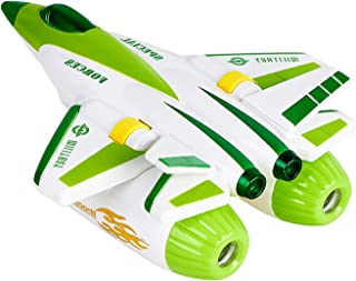 PETRIP Binoculars for Kids, Boys Airplane Toy Binoculars Bird Watching and Explore, Toddler Children for 3-8 Years Boys Girls Toys