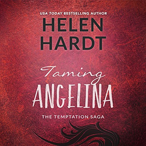 Taming Angelina audiobook cover art