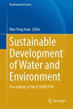Sustainable Development of Water and Environment: Proceedings of the ICSDWE2020