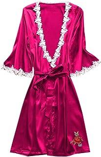6e57ccefdd7 Women Sexy Lace Lingerie Nightwear Underwear Babydoll Sleepwear Dress 2PC  Set