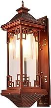N/Z Home Equipment Wall Sconce Lamp Wall Lighting Fixtures Wall Lamp Outdoor Waterproof Outdoor Balcony Creative Personali...