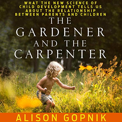 The Gardener and the Carpenter audiobook cover art