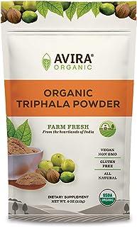 Avira Organics Organic Triphala Powder_4, 4 Ounce