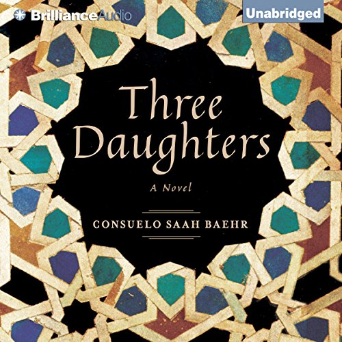 Three Daughters audiobook cover art