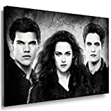 Boikal / Leinwand Bild Twilight-Saga Film Leinwanddruck,