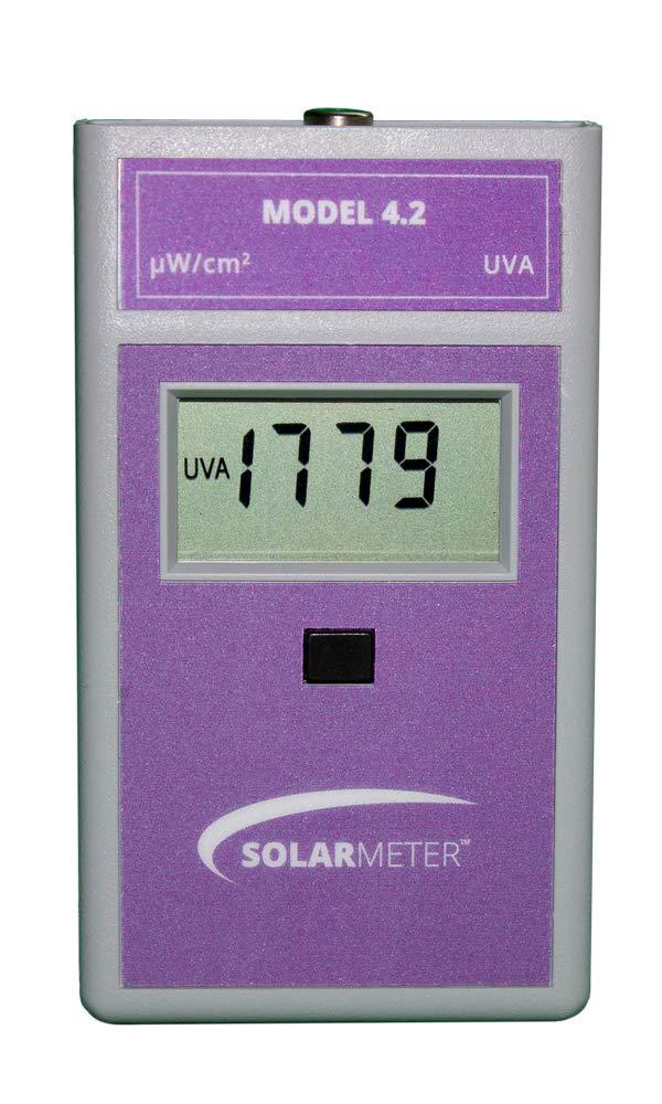 Solarmeter Model OFFicial mail order 4.2 Sensitive UVA 320-400nm wi Meter Measures Tucson Mall -