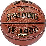 Spalding Tf1000 Legacy Fiba Sz.6 (74-451Z) Balón de Baloncesto, Unisex, Naranja, 6