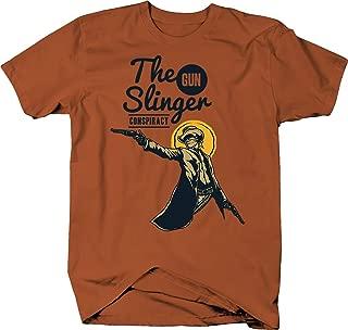 The Gun Slinger Conspiracy Dark Tower Fantasy Book Series Tshirt