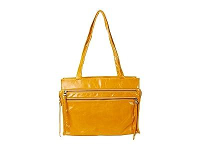 Hobo Borne (Mustard Vintage Hide) Handbags