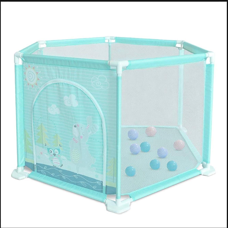 赤ちゃんフェンス子供のゲーム屋内と屋外フェンス海洋ボールプールネット安全クロール幼児遊び場 SHWSM