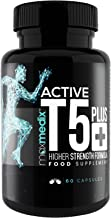 Active T5 Plus Powerful Thermogenic T5 Fat Burner For Men Women Made From Natural Ingredients Extreme T5 Fat Burning Supplement For Weight Loss Estimated Price : £ 9,99