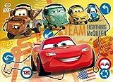 Clementoni 29633.0 Cars 2: Pit Crew Pals - Puzzle (250 Piezas)