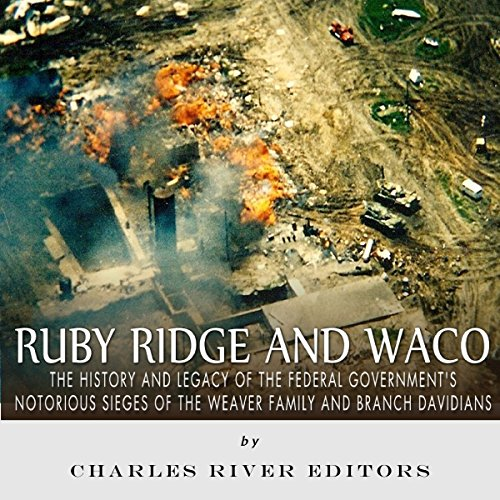Ruby Ridge and Waco cover art