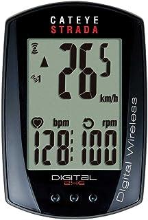 CatEye Strada Digi-W CC-RD410DW bike computer wireless black