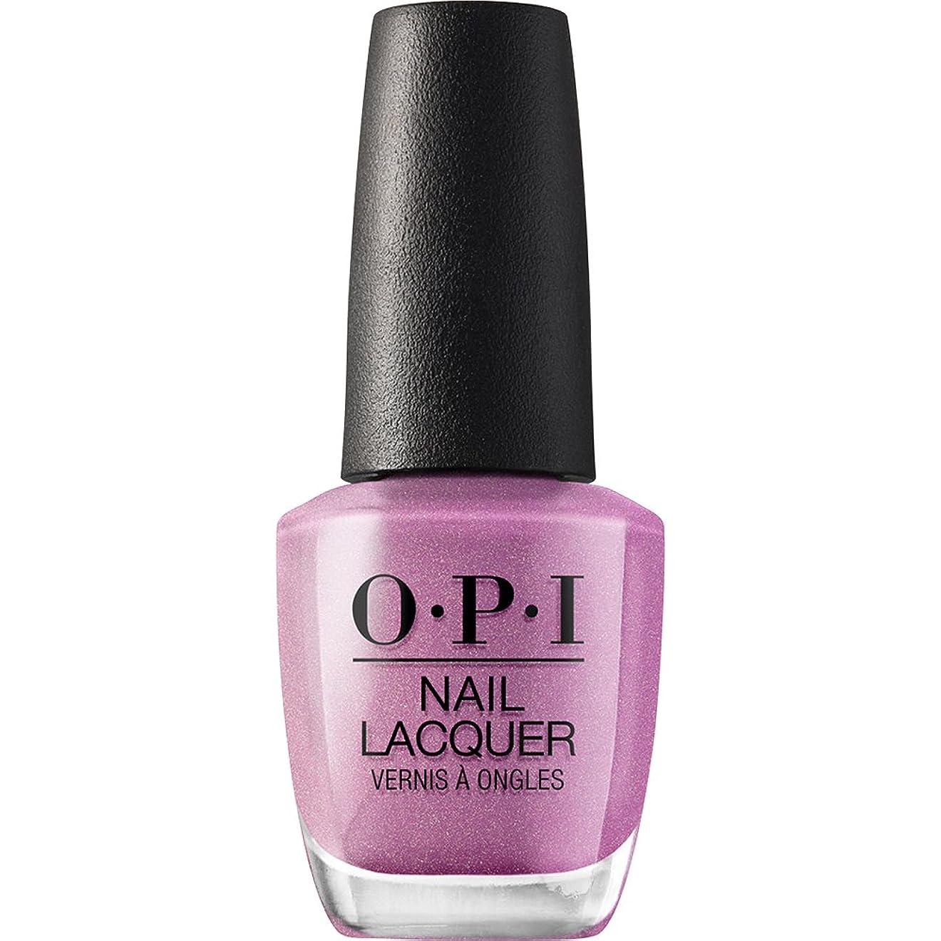 罰絡み合い盲信OPI(オーピーアイ) NLB28 シグニフィカント アザー カラー