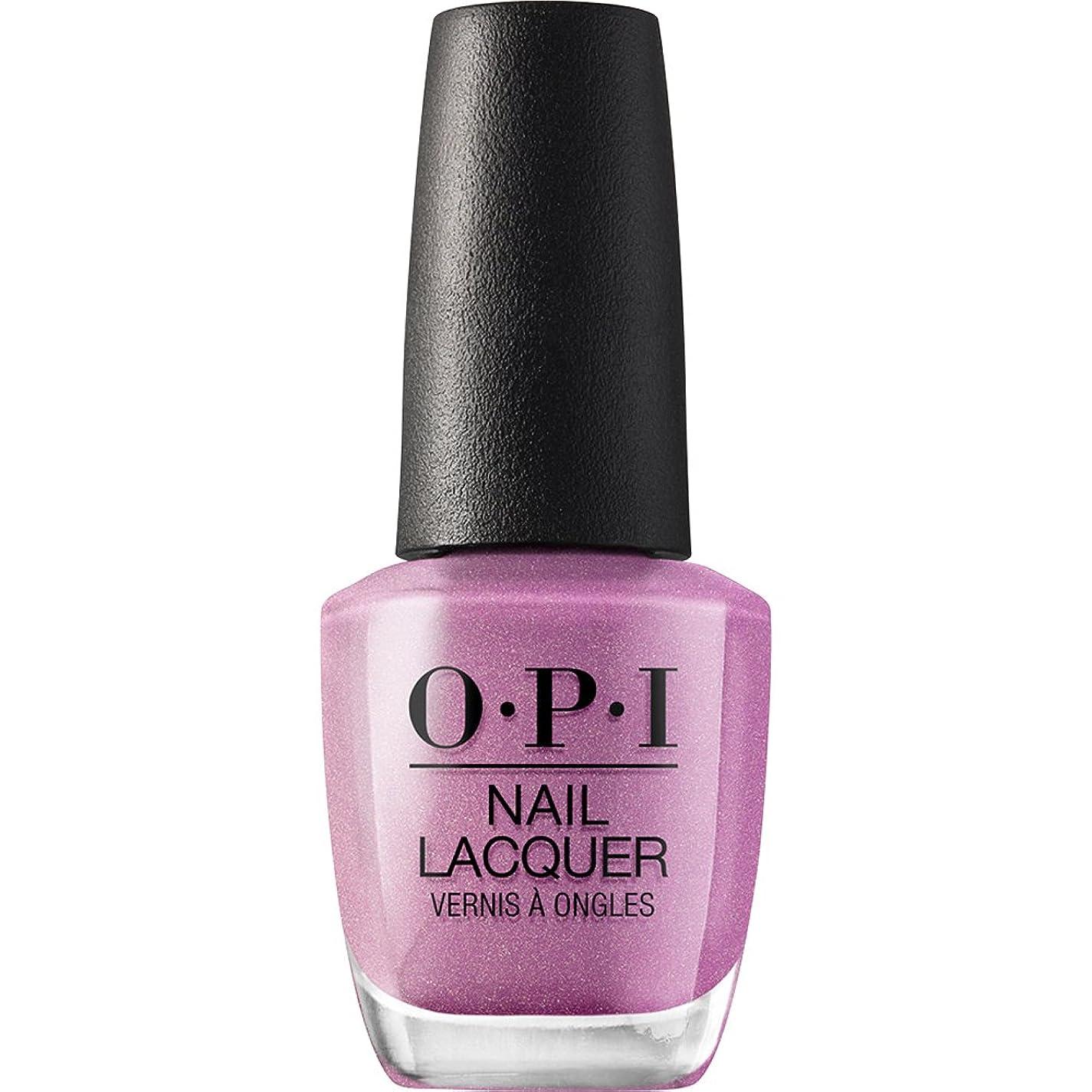 スクランブル好きである士気OPI(オーピーアイ) NLB28 シグニフィカント アザー カラー