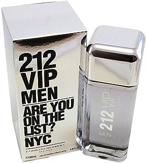 212 Vip By Carolina Herrera Eau De Toilette Spray 6.8 Oz (Packaging may vary)