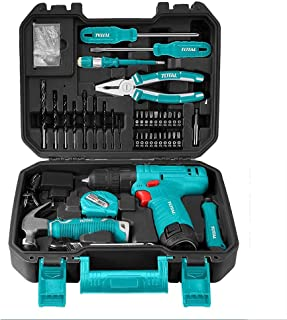 Total Tools Corded Electric TOTAL THKTHP10812 - Brad Nailers