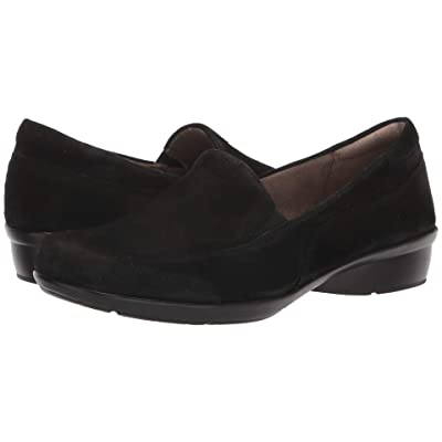 Naturalizer Channing (Black Suede) Women