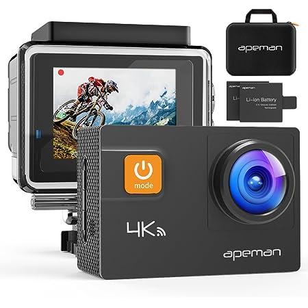 Apeman Action Cam 4k Wifi 20mp Unterwasser Kamera Kamera