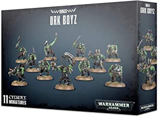 Games Workshop Warhammer 40,000 Ork Boyz