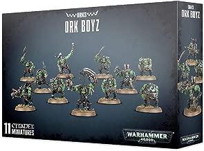 Games Workshop Warhammer 40,000 Ork Boyz