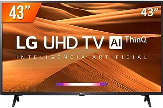 """TV LED 43"""" LG ThinQ AI Full HD 43LM631C0SB, 3 HDMI, 2"""
