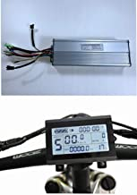 NBPower 60V 50A Brushless DC Motor Controller Ebike Controller +KT-LCD3 Display One Set,Used for 2000W-3000W Ebike Kit.