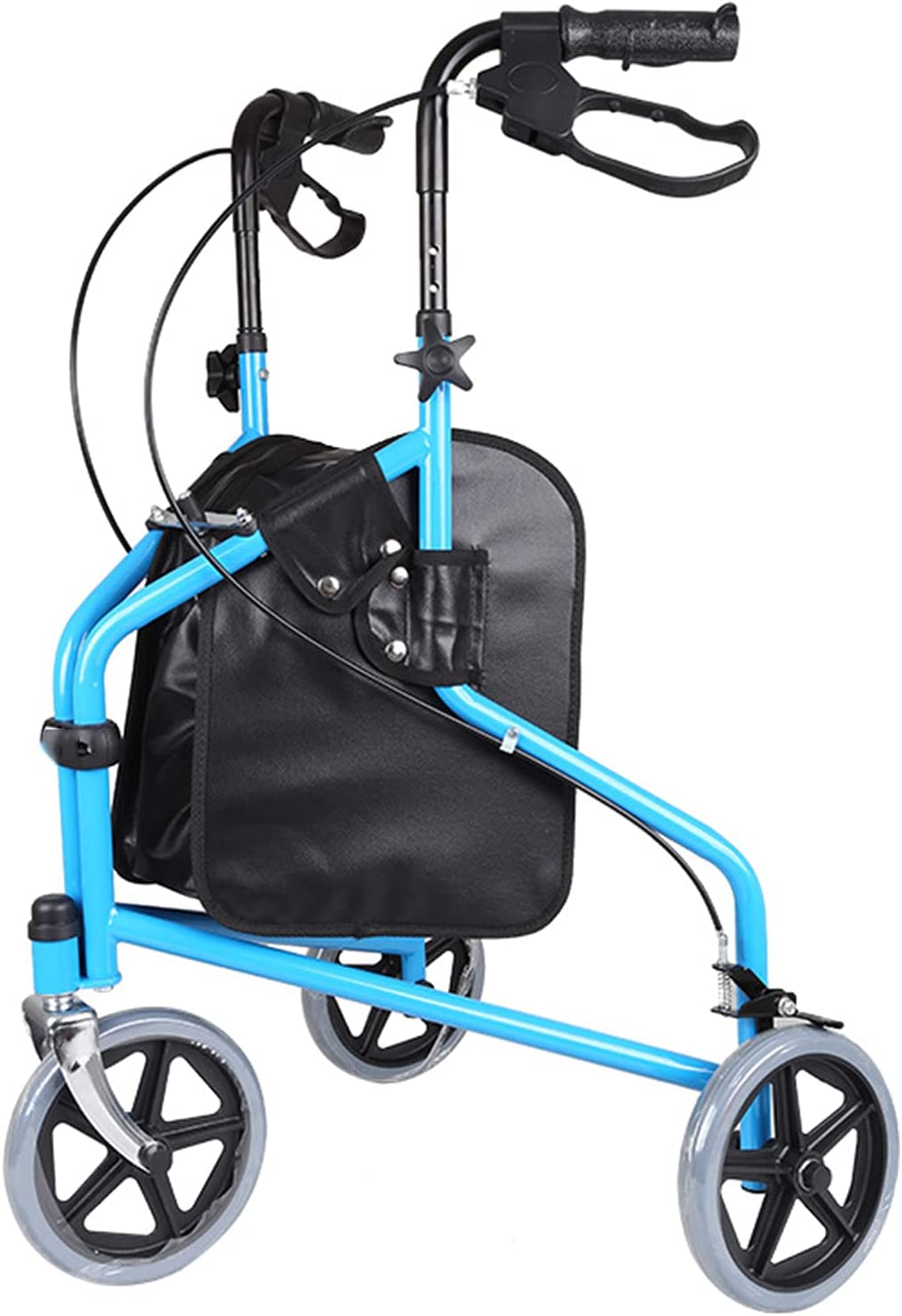 HALASCP Folding Rollator Walking Seniors for Tri Our shop most popular Walker Our shop OFFers the best service