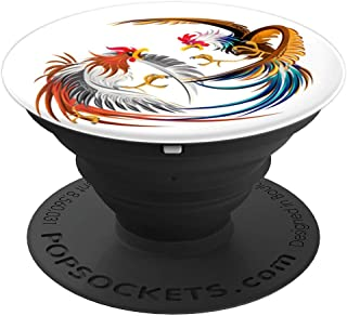 fight cock popsocket rooster pop socket - PopSockets Grip and Stand for Phones and Tablets