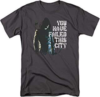 Arrow TV Show You Have Failed This City T Shirt & Stickers