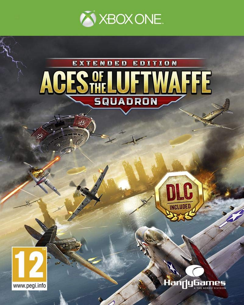 Aces of the Luftwaffe - Squadron Edition - Xbox One - Xbox One ...