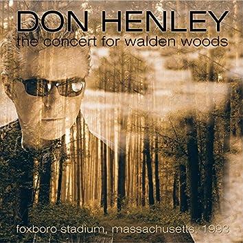 The Concert for Walden Woods, Foxboro, USA, 1993 - FM Radio Broadcast