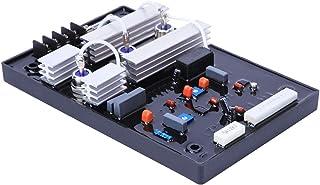 Regulador de voltaje del generador AVR Regulador de voltaje automático monofásico de 2 cables de alta precisión para grupo electrógeno diésel sin escobillas