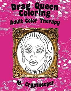 Best drag queen coloring pages Reviews