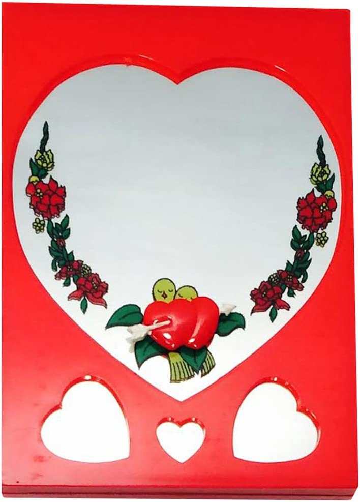 2021new shipping free WGP Musical Ranking TOP7 heart mirror