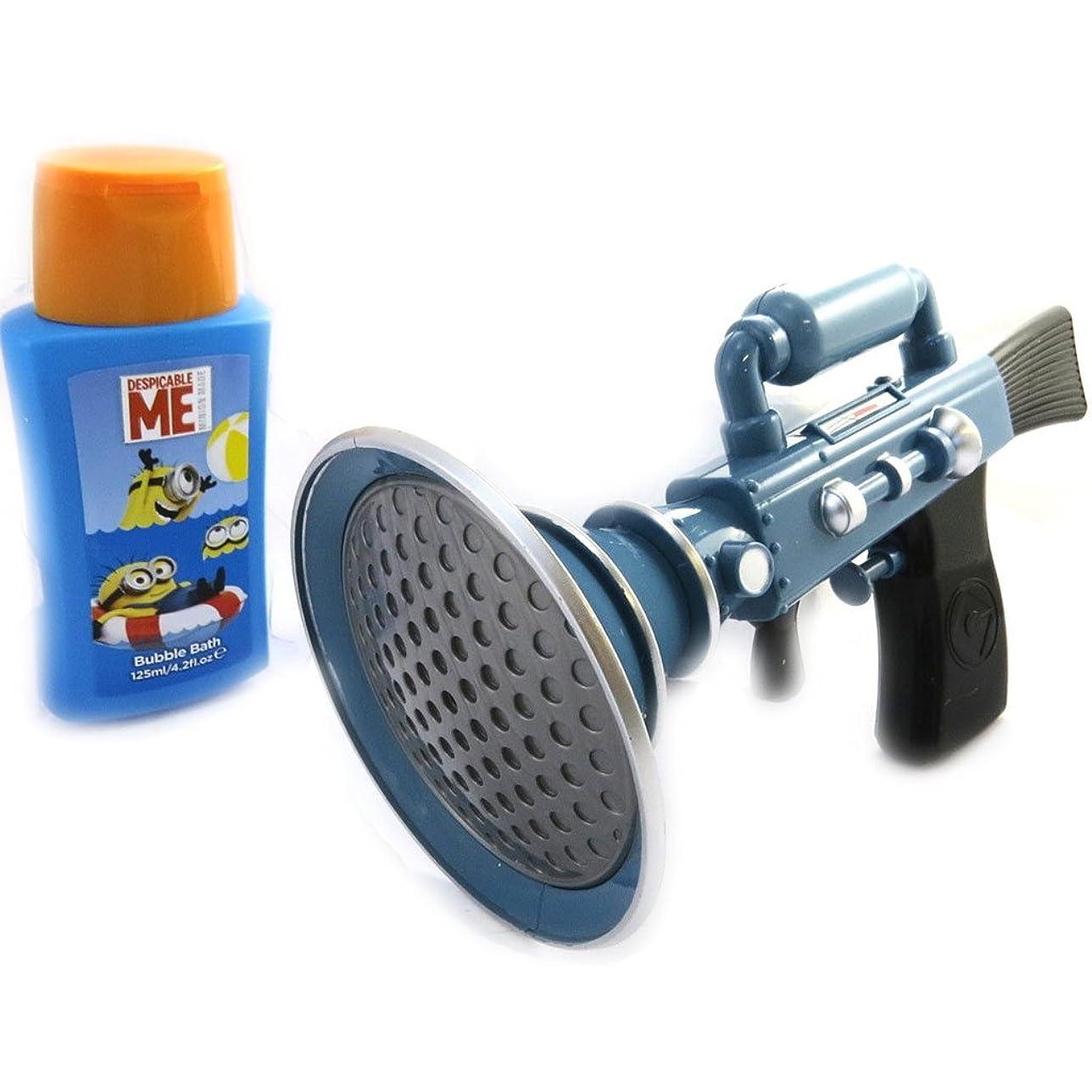 競合他社選手唯一毎日[Minions (Minions)] (Minions コレクション) [M9070] ボディソープ ブルー