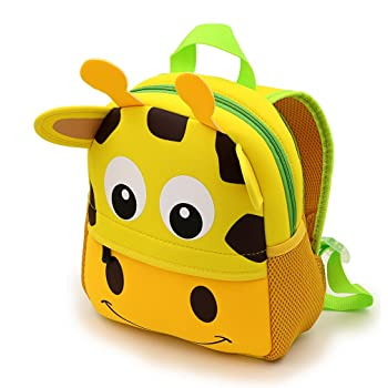 Children's Backpack, TEAMEN® Toddler Kids School Bag, Animal