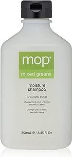 MOP Mixed Greens Moisture Shampoo, Fresh, 8.45 Fl Oz