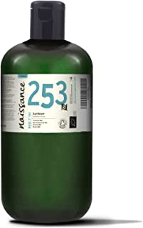 Naissance Aceite Vegetal de Girasol BIO 1Litro - 100% puro,
