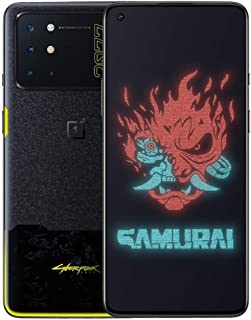 New Oneplus 8T 256GB 8GB RAM 5G LTE Smartphone Cyberpunk 2077 Edition
