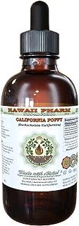 Sponsored Ad - California Poppy Alcohol-Free Liquid Extract, Organic California Poppy (Eschscholzia Californica) Dried Abo...