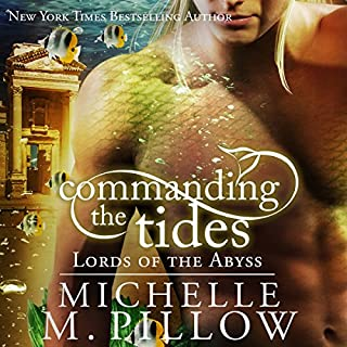Commanding the Tides audiobook cover art