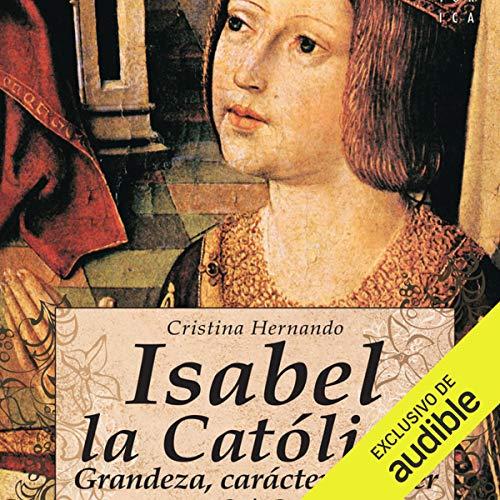 Isabel la Católica audiobook cover art