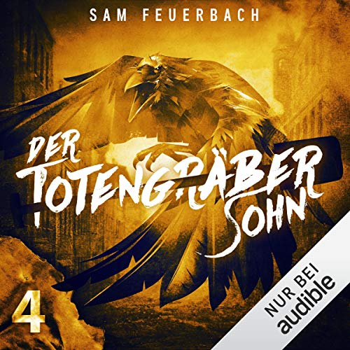 Der Totengräbersohn 4 audiobook cover art