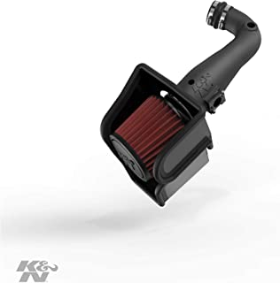 K&N Cold Air Intake Kit: High Performance, Guaranteed to Increase Horsepower: 50-State Legal: 2008-2010 Ford Super Duty (F250, F350, F450, F550) 6.4L V8 Diesel,57-2576